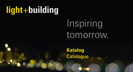 Light + Building Katalog