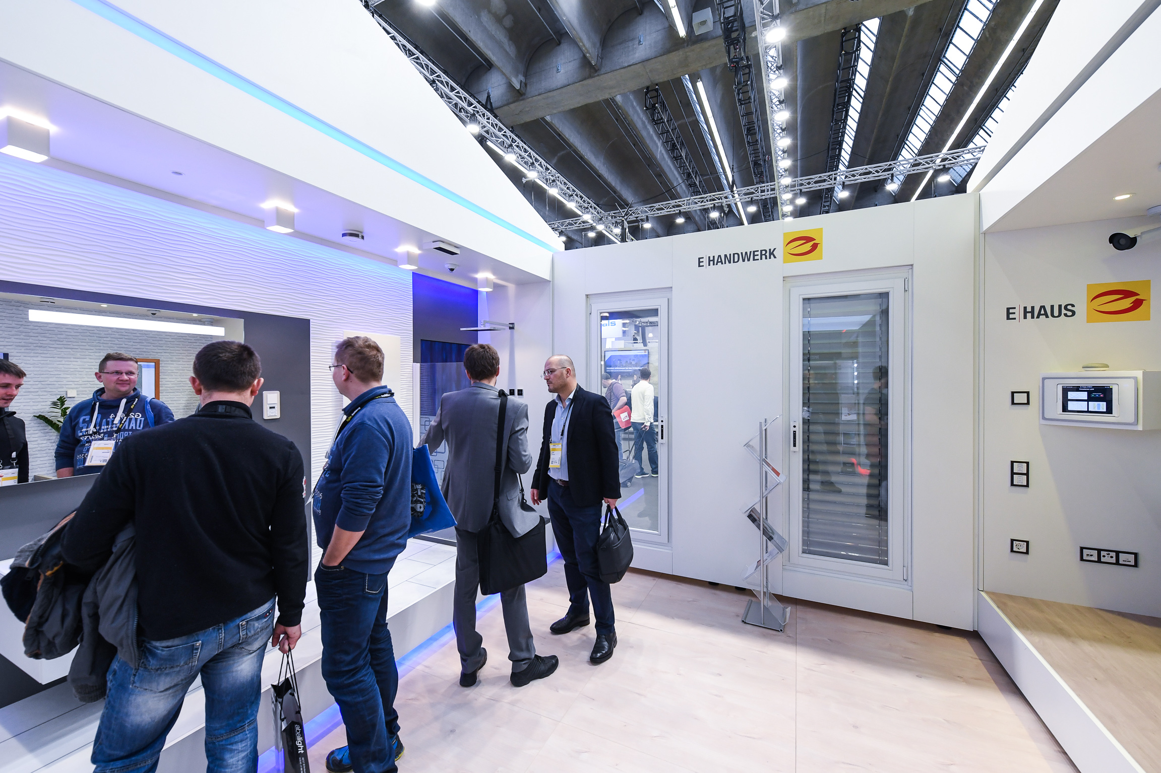 Smart Living im E-Haus