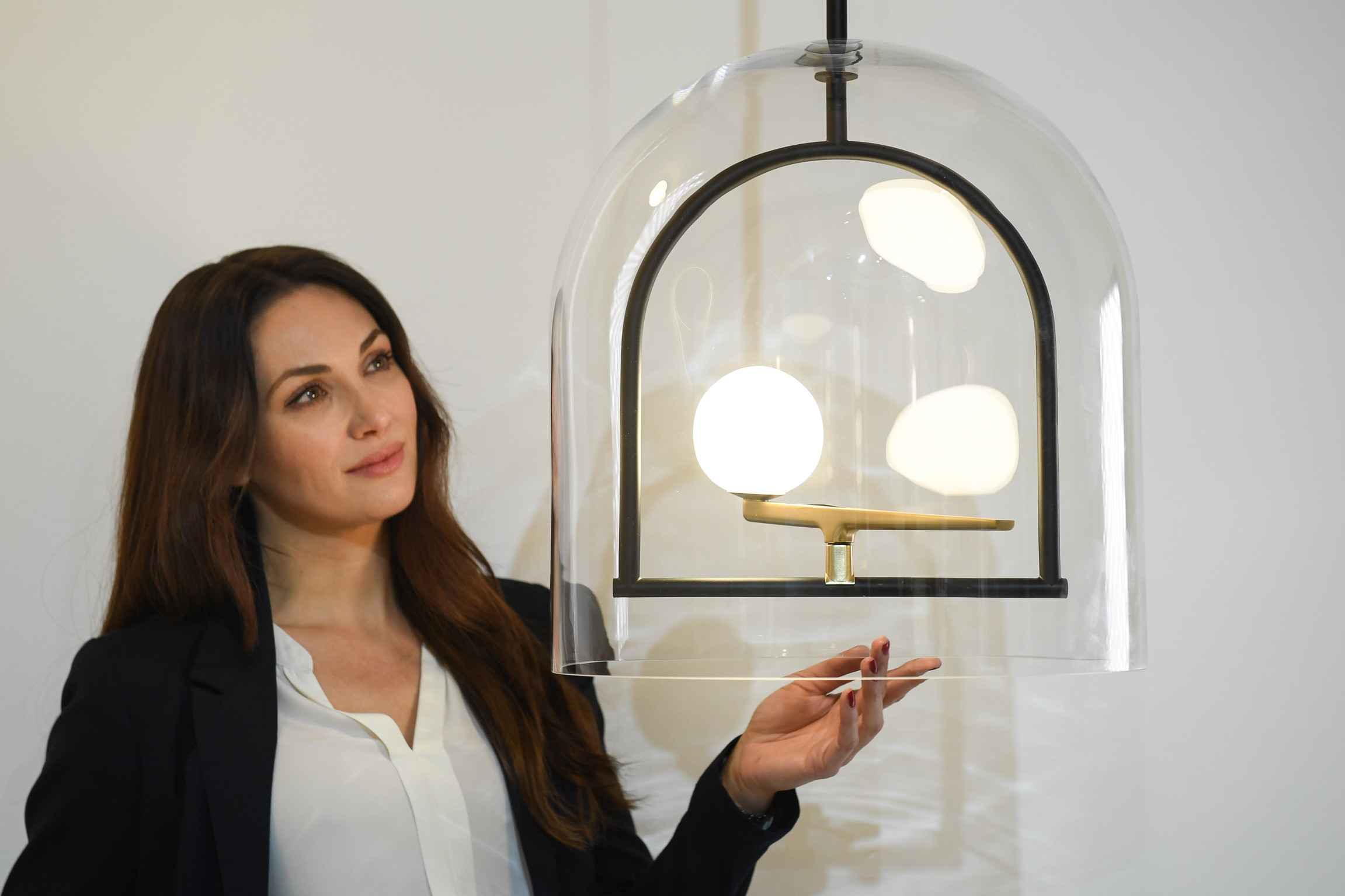 "Luminaire ""Yanzi Suspension"""