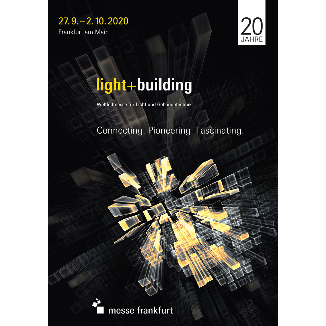Light + Building 2020 Keyvisual
