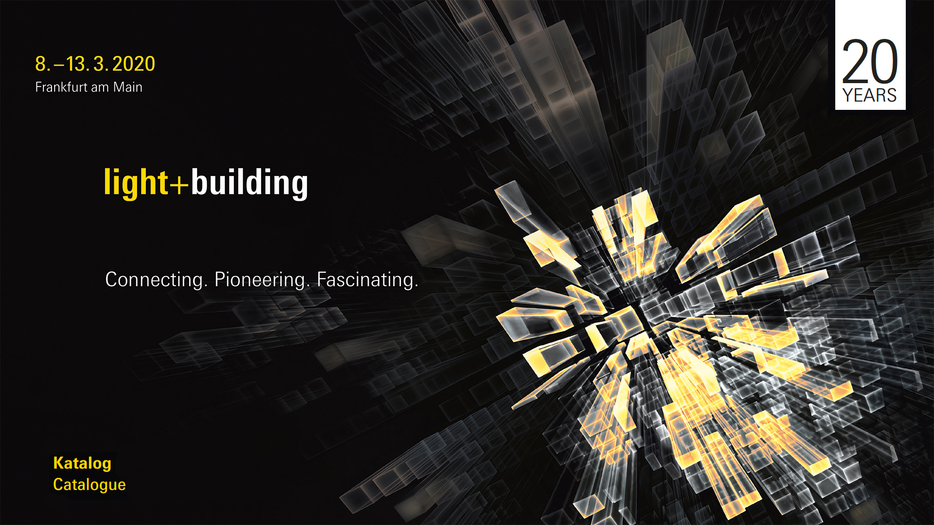 Light + Building official catalogue