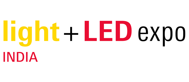 Light India + LED Expo Logo